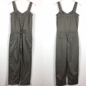 Anthropologie Daughters of the Liberation Jumpsuit
